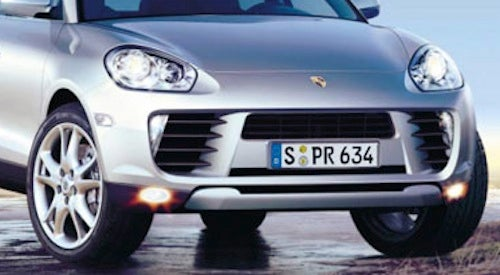 "Porsche Considers Naming Baby Cayenne ""Cajun"""
