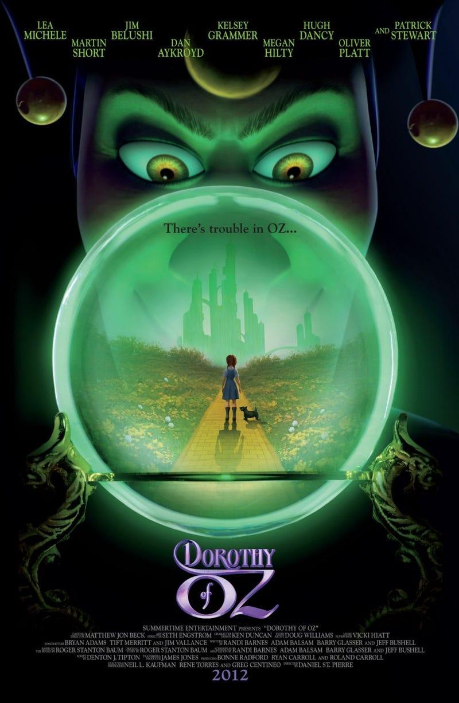 Dorothy of Oz teaser poster