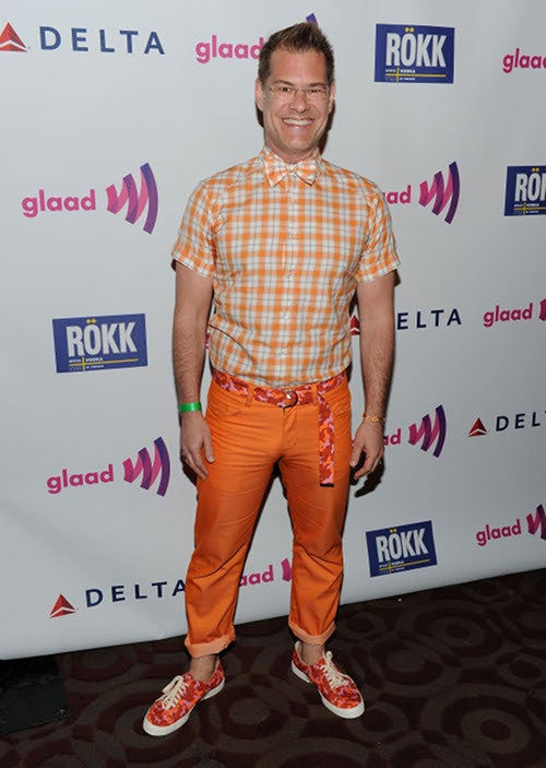 Never A Dull Fashion Moment On The GLAAD Red Carpet