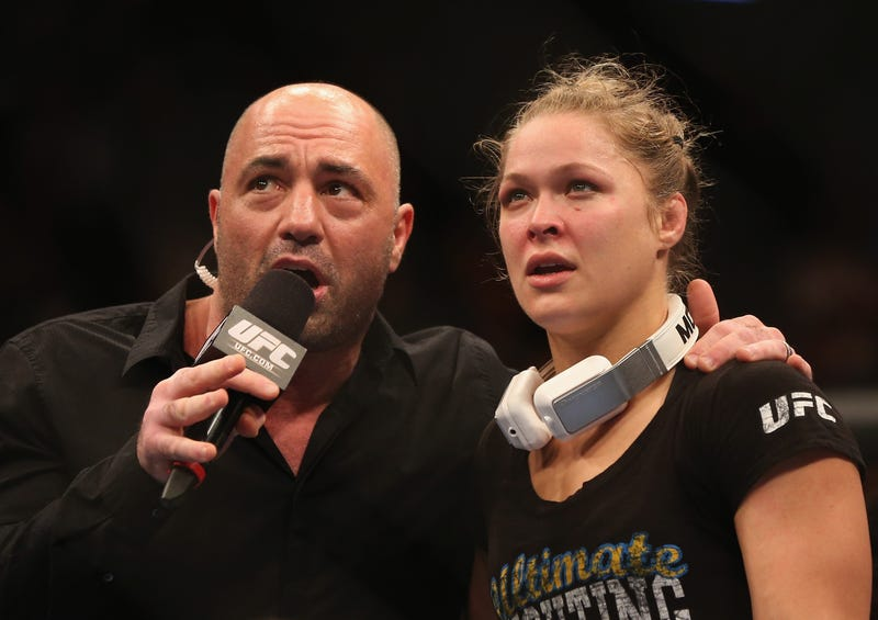 The Trouble With Ronda Rousey