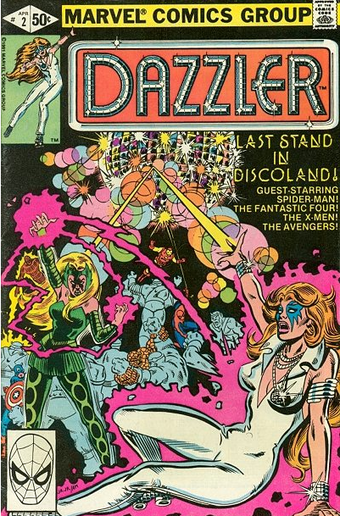 Needs More Dazzler: Welcome To Weekend Comic Reviews!