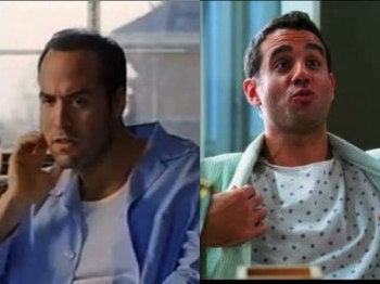 Compare Piven's Pervy Cupid To The New Guy, Word For Word