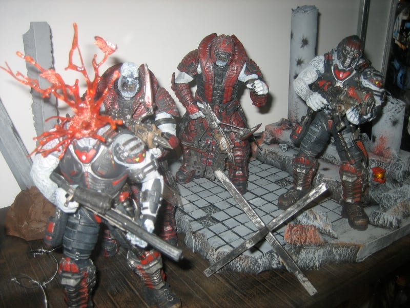 NECA Pimps Gaming Toy Line Up At Comic-Con
