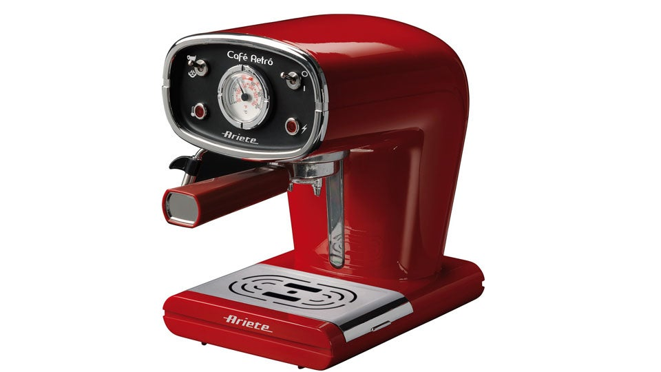 Retro Coffee Maker Lidl : Dear Santa, This Retro Ariete Coffee Maker Please