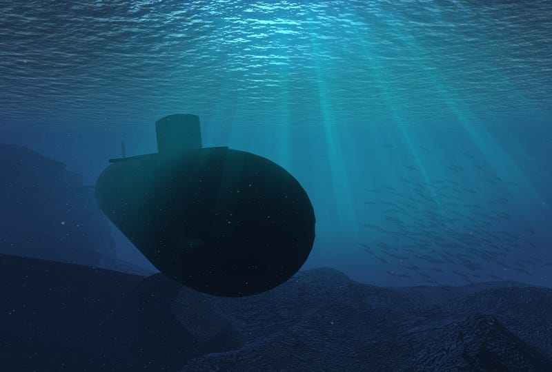 Create Hunt for Red October's fictional submarine propulsion system... in a teacup