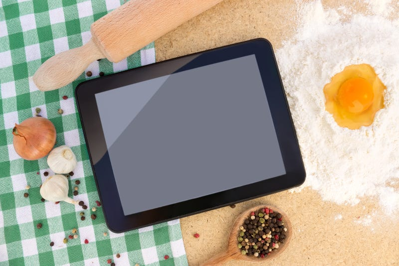 What's Your Favorite Cookbook App?