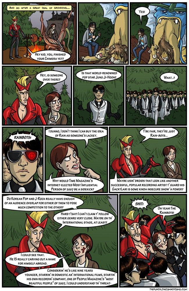 Sunday Comics: Crowded Source