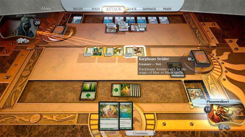 Magic: The Gathering - Duels Of The Planeswalkers PC Review: I'd Tap That