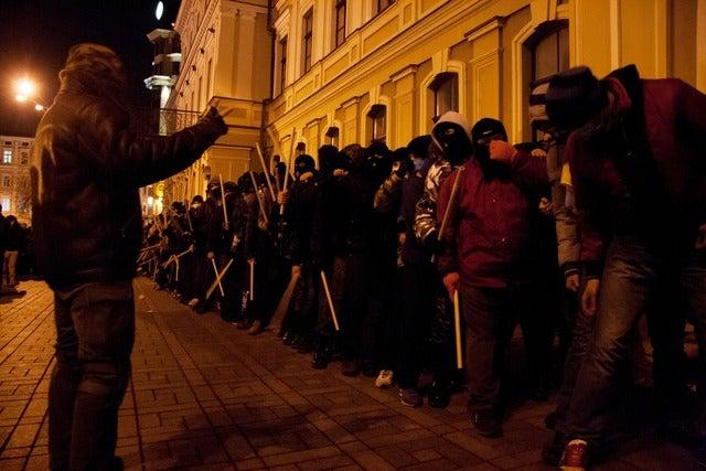 Are Ukraine's Jews Screwed?