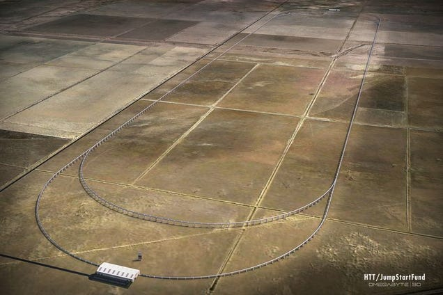 Welcome to the Rural Model Town That Wants to Build a Hyperloop Utopia