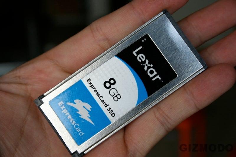 First Review: Lexar ExpressCard SSD