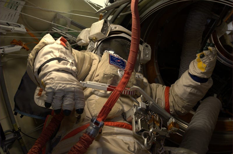An Empty Spacesuit Is Full of Possibilities