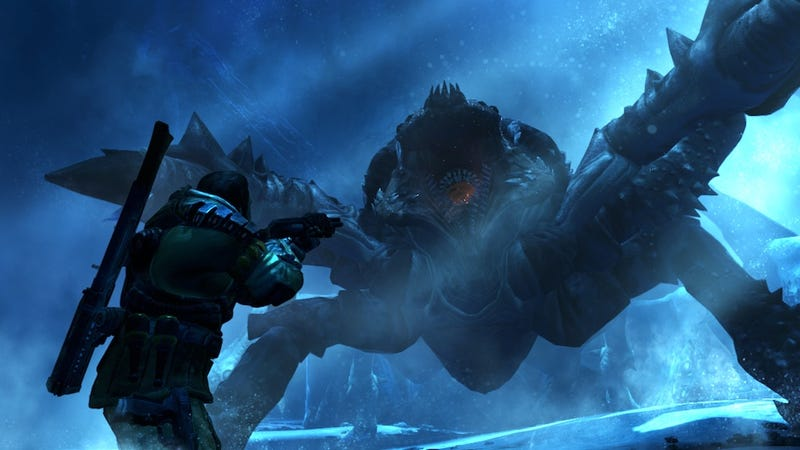 Uh-Oh. Lost Planet 3's Developer Made Some Pretty Bad Games.