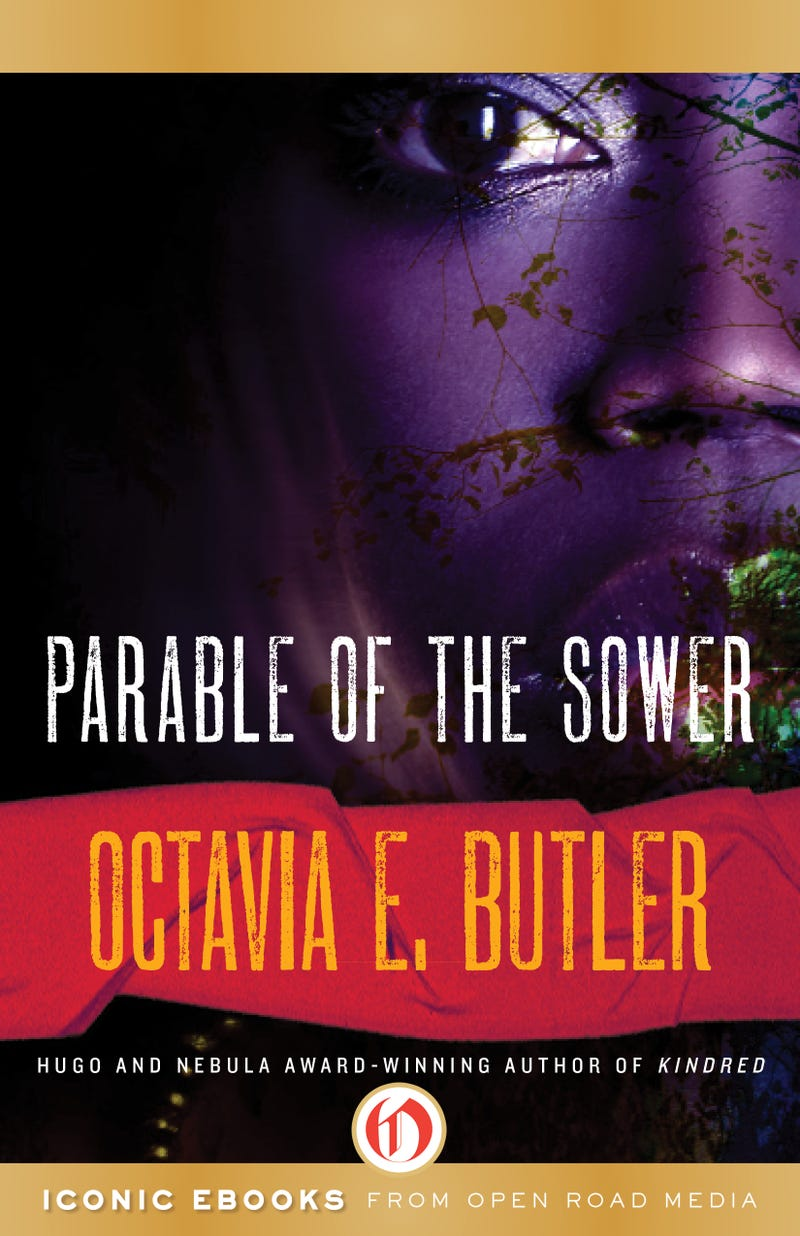 An Exclusive First Look at the Gorgeous New Covers to All of Octavia Butler's Books