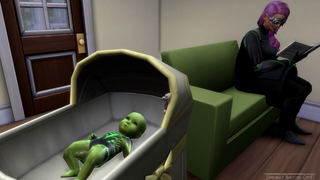 How To Get The Secret Alien Stuff In The New <i>Sims 4</i> Expansion Pack