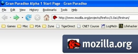 Firefox 3.0 Alpha Available for Download