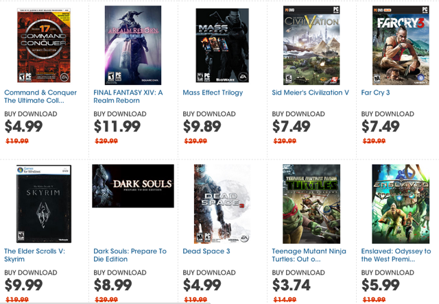 $30 Off A PS4, Huge GameStop Digital Sale, PSN Update, Wolfenstein