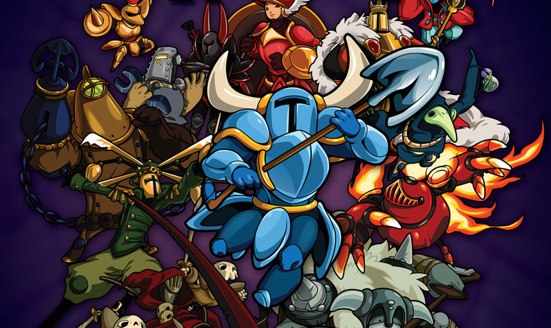 ​The Shovel Knight Soundtrack Is So Good