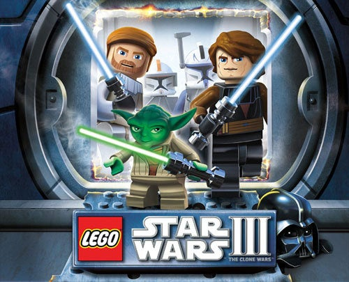 The Saga Continues With LEGO Clone Wars