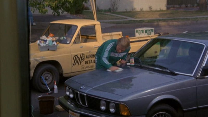 These Are The Absurdly Great Cars Of The Back To The Future Trilogy