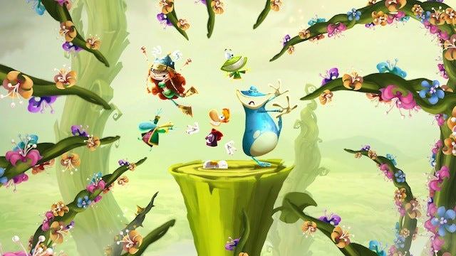 Wii U's Winter Gets A Little Brighter: Rayman Legends Out February 26th