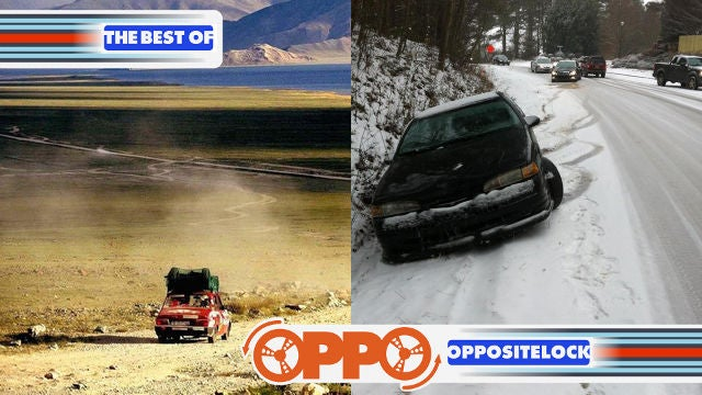 Hooning Abroad and Being the Go-To Car Guy