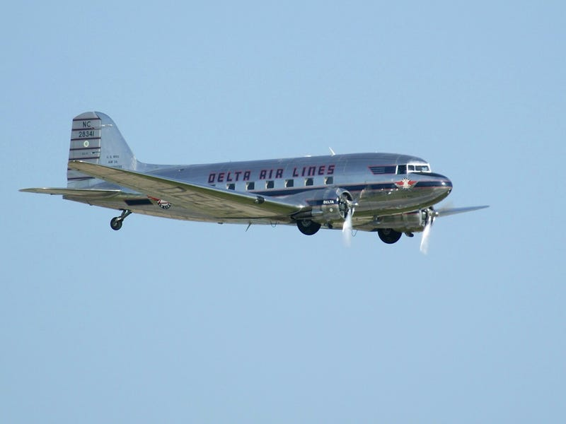 My Aunt & Uncle are thinking of buying a DC-3