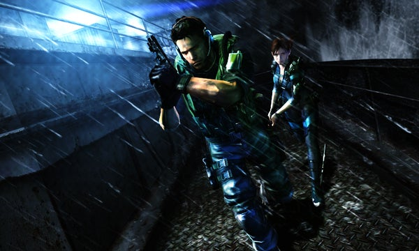 Resident Evil Is Still The Best-Looking Thing On The 3DS