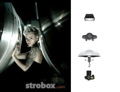 Strobox Pairs Photographs and Their Lighting Schemes