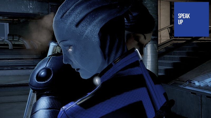 Mass Effect 3 Has Serious Intimacy Issues