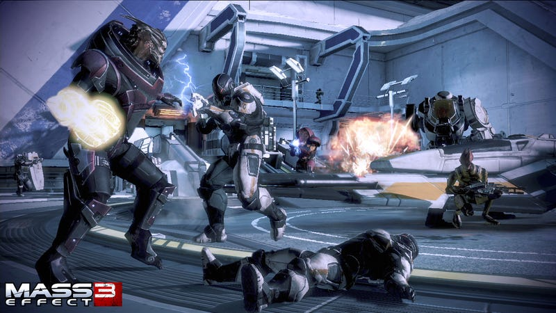 Multiplayer Doesn't Ruin Mass Effect 3
