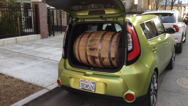 Kia Soul: Will It Bourbon?