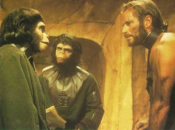 The Speckled SciFi Career of Charlton Heston