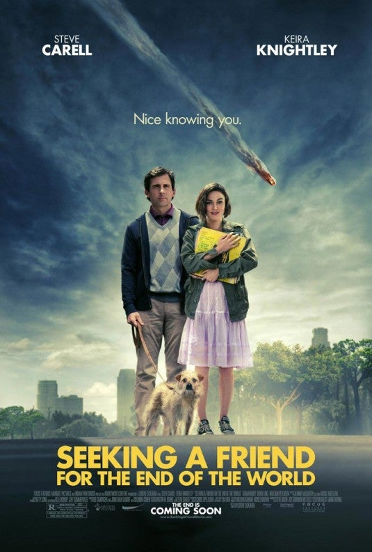 Watch the world go mad in the trailer for Seeking a Friend for the End of the World