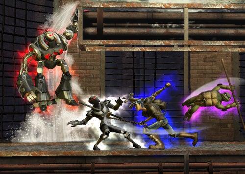 Teenage Mutant Ninja Turtles: Smash-Up Review: Heroes And A Half-Smash-Bros.