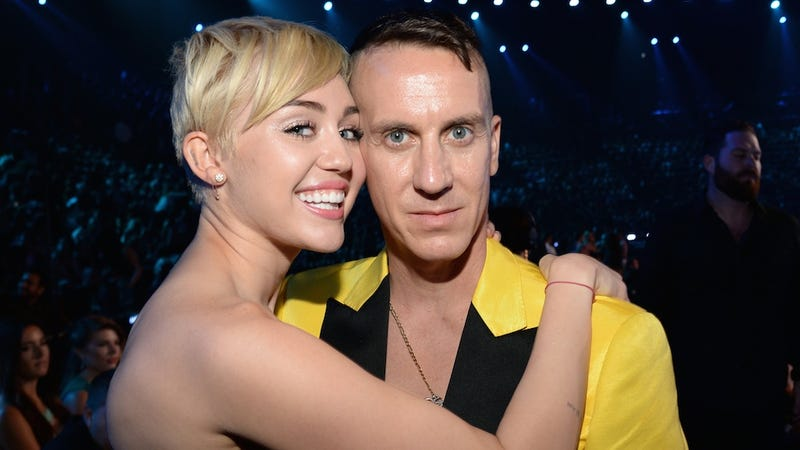 Miley Cyrus and Jeremy Scott Will Soon Unleash a Wacky Collaboration