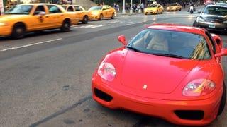 Here's Why You Should Never Drive a Ferrari in Manhattan