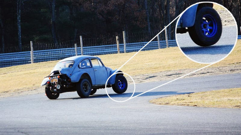 Why You Should Run Autocross Even If Your Car Is A Hunk Of Crap
