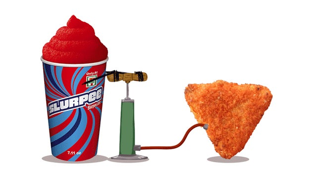 All Shock, No Awe: 7-Eleven's Doritos Loaded, Reviewed
