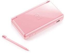 Nintendo Announces Pink DS Lite