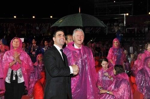 Pretty President In Pink