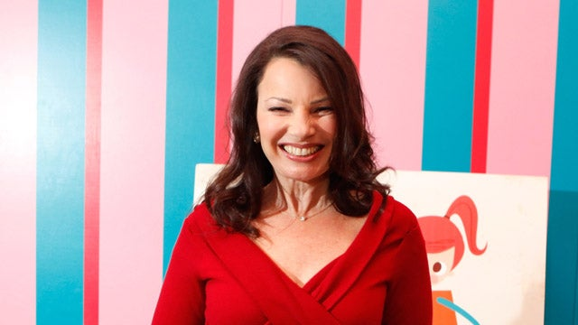 Fran Drescher Swears She Was Abducted by an Alien
