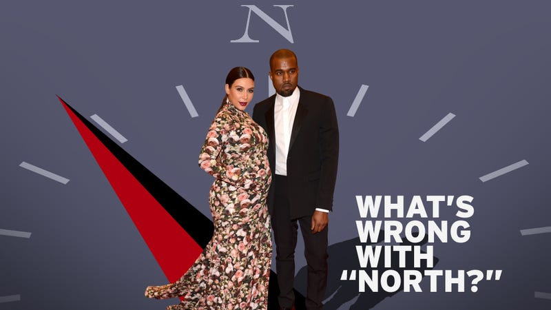 """Your Baby's Name Is Probably Stupider Than """"North West"""""""