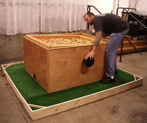 Giant Golf-Labyrinth Game For Sale