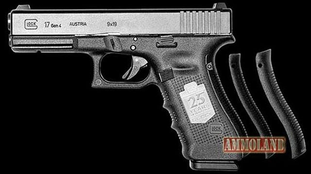 Glock's 25th Anniversary Pistol Is Limited Edition But You Can Probably Get Your Hands on One