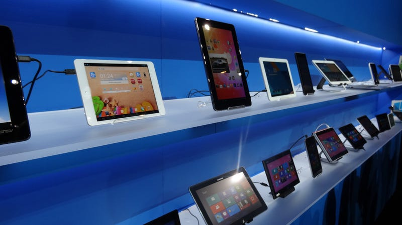 Intel Bay Trail: Laptop-Tablet Hybrids Might Actually Keep Up Now