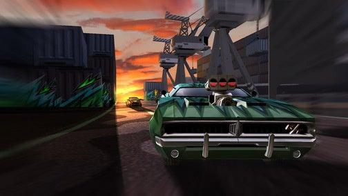 Need For Speed Nitro Still Stylin'
