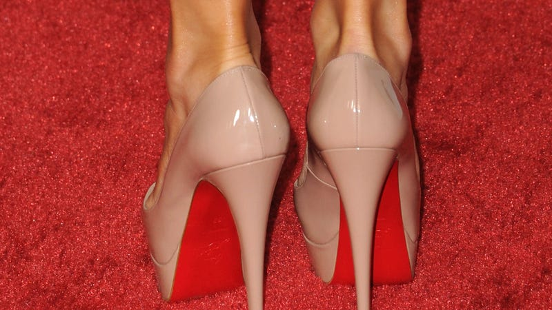 British People Not So Fancy After All, Paint Their Shoes to Make Them Look Like Louboutins