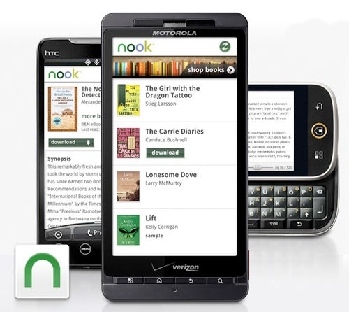 Nook Makes Its Way To Android