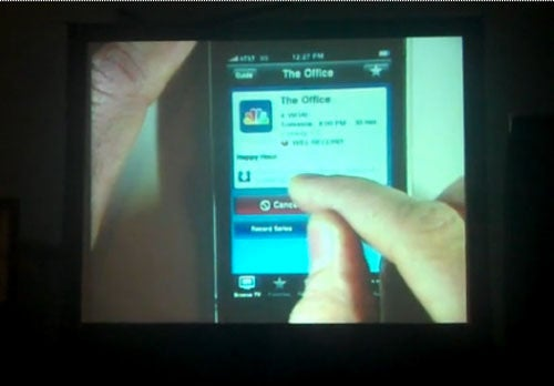 AT&T U-Verse Mobile First Video: Watch Your Favorite Shows By Phone